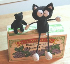catbear (ccyytt) Tags: doll handmade crafts felt