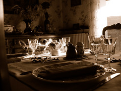 Un Nol (http://www.ipernity.com/home/ccdine) Tags: christmas table womenonly savoie nol douceur abigfave