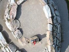 Place of Origin (Simon Harb) Tags: stone children scotland aberdeenshire aerial kap kemnay