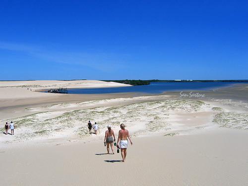 Galinhos/RN-Brasil por sansartore.