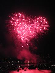 05073006 (madamlemon) Tags: pink night vancouver heart fireworks firework