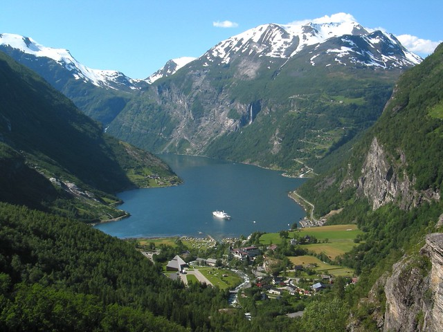 #1 of Beautiful Fjords Of The World