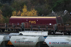 310521 Toton 031216 (Dan86401) Tags: 310521 310 hta bogie coal hopper wagon freight thrall ews db dbcargo toton