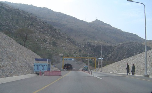 Kohat Tunnel
