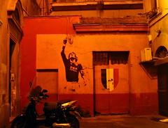 casa tifosa per la roma