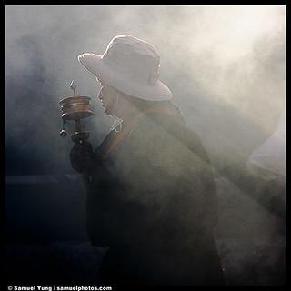 Light, Shadow, and Smoke...