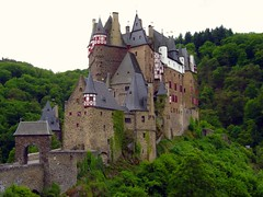 Burg Eltz (Tjflex2) Tags: old trip vacation castle history castles stone germany interesting ancient burgeltz engineering medieval valley views historical 500 1000 masterpiece burg eltz supershot 5photosaday goldstaraward worldtrekker top20travelpix
