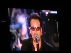 Bono at The Final Push
