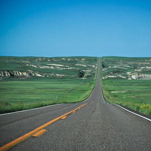 Big Sky Open Road