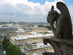 Paris 7-05 (671)3549 (raelb) Tags: paris france notredame gargoyle