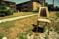 Chair (photojunkie) Tags: toronto chair canona2 torontoistcom