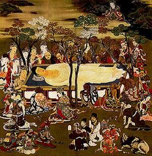 Maha prajna 拍攝的 佛陀涅槃圖。