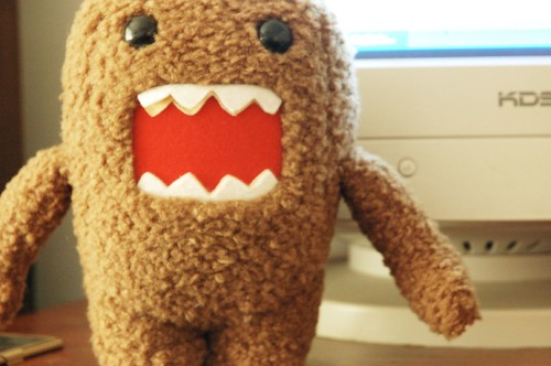 Domo-Kun in all his Splendor