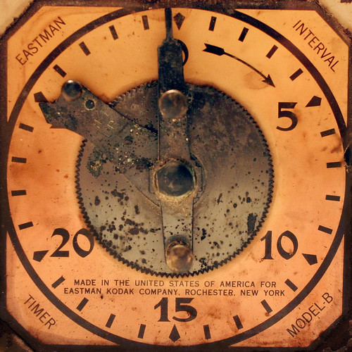 Eastman Interval Timer, Squared Circle Version