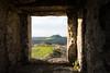 Stone Window (Miguel_Vilhena) Tags: bookeh fence sigma 1750 nikon d7200 mafra aldeia da mata pequena countryside plant stone windmill green