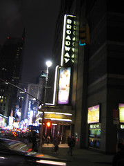 Broadway by RcktManIL, on Flickr