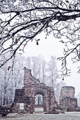 Wörschweiler Abbey (Michal Jeska) Tags: wörschweiler abbey kloster klosterruine ruine ruin saar saarland canonef50mmf18stm canon 50mm 18 stm prime