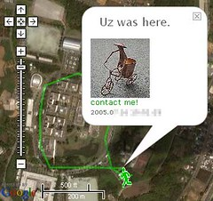 Tracking GPS mobile phone in realtime on Googl...