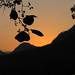 Sunset at Pirambikulam