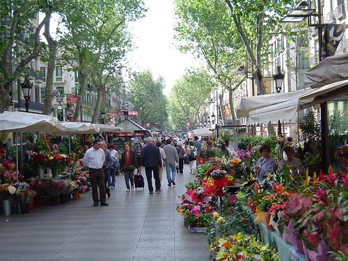 Las Ramblas Barcelona de gaz4650.