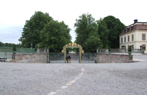 Gate to Baroque Garden, 26.07.2010.