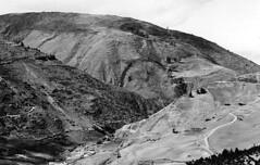 Merida State, Venezula (Zach K) Tags: venezuela landscape hilly bw