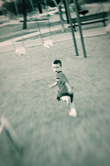 Run Ethan Run (ACME-Nollmeyer) Tags: acme family nollmeyer holga lensbaby