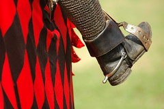 Knight's Spur (frielp) Tags: hever castle england uk knights jousting theknightsofroyalengland nikon d70 14tc 70200mm