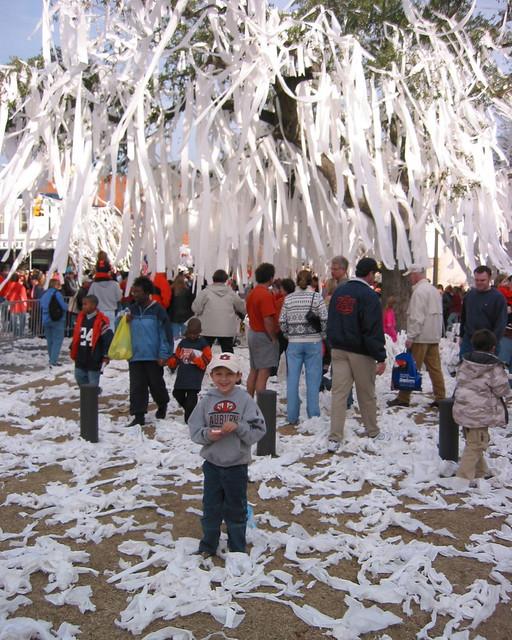 Auburn Celebration Parade