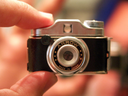 A Miniature Secret Camera