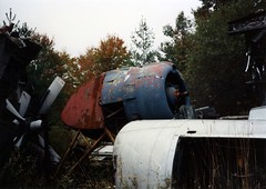 7 (Jayson Shenk) Tags: aircraft airplanes junkyard dc3 warbirds c117