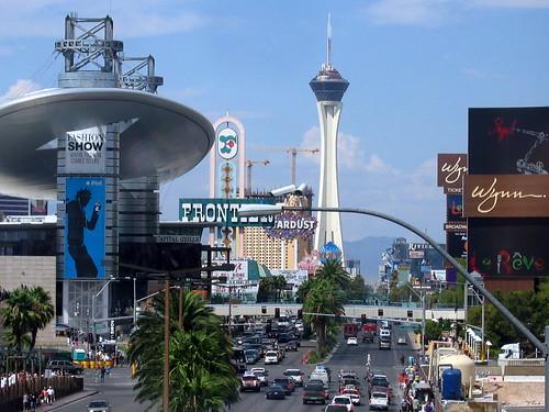 Cinco destinos que usted debe ver cuando viaje a Las Vegas