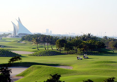 Dubai Golf & Yatch Club (!efatima) Tags: golf dubai archives efatima yatch fatimahadi dubaicreekgolfandyatchclub