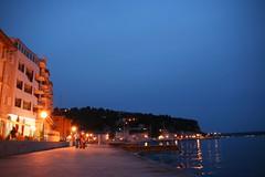 piran noche (gperez) Tags: slovenia piran istria