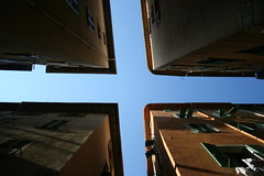 Cross roads (Aeioux) Tags: street uk blue light sky france topf25 up topv111 tag3 taggedout 1025fav buildings wow jack nice topv555 topv333 tag2 tag1 shadows 500v20f cross flag topv1111 union topv999 topv222 negativespace shutter topv777 supacrew aeioux aeiouxbirminghamuk