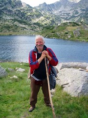 Le berger (etaque) Tags: bulgarie montagne pirin