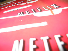 NetFlix by alforque, on Flickr