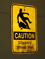 Slippery When ... Turkey?