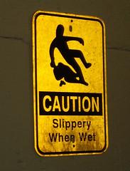 Slippery When ... Turkey?