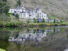 Reflections of Kylemore (Patrick Costello) Tags: ireland lake galway reflections eire explore connemara kylemoreabbey top20ireland abigfave