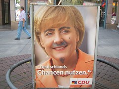 Angela Merkel - CDU