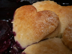Meera's Peach-Blackberry Cobbler, 1 (I, Puzzled) Tags: 15fav food love cooking fruit hearts dessert baking yummy berry venus blackberry yum heart peach sugar delicious biscuit desire ipuzzled biscuits scrumptious puck cupid meera cobbler alluring glazed wolfgangpuck bakedgoods buttery shortcake mouthwatering appetizing beaked firstthought glooper current20 glooper318