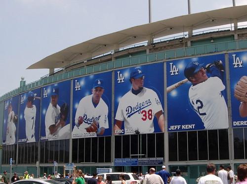 Dodger Stadium (Go Padres!)