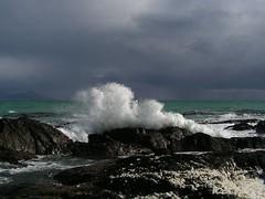 Branders / Waves (Lollie-Pop) Tags: africa afrika kaapstad capetown zuidafrika sudafrica cittdelcapo afriquedusud waves branders rocks rotse see ocean sea tag1 tag2 tag3 taggedout