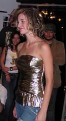 Shimmer (jpeepz) Tags: 2005 fashion show blackandbrown sanjose