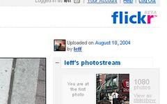 flickrversary (leff) Tags: flickrversary flickr anniversary