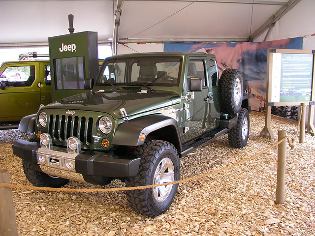 2005 camp jeep pa gladiator