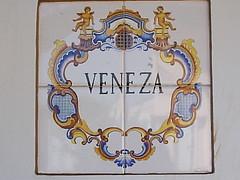Ceramic (marlenells) Tags: white freeassociation veneza tile square ceramic word misc