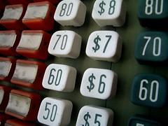 cash register keys zoom2 (Fatty Tuna) Tags: giddings texas cash register buttons keys numbers macro