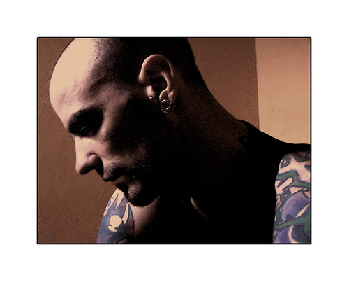 phil anselmo. photos. portait